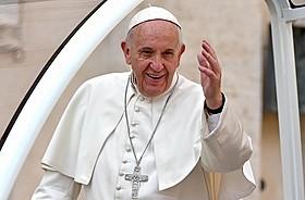 フランシスコ法王の映画デビューは実現せず「メメント」