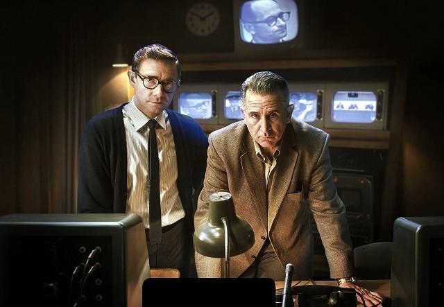 「ホビット」のM・フリーマン主演「アイヒマン・ショー」大量虐殺の罪映す予告公開
