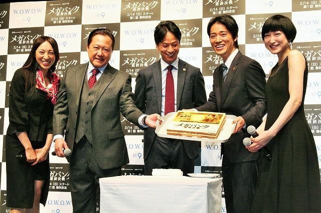 桐谷健太、バースデーサプライズされるも「台本に書いてあった」