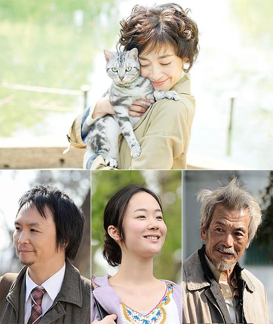 宮沢りえ主演のWOWOWドラマ「グーグーだって猫である」続編制作決定