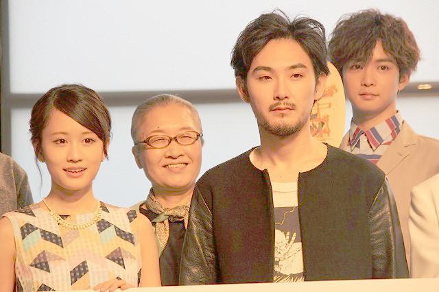 柄本明、松田龍平との初共演で松田優作さんに思い馳せる