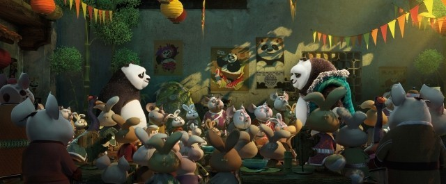「カンフー・パンダ3」北米よりも中国市場で人気