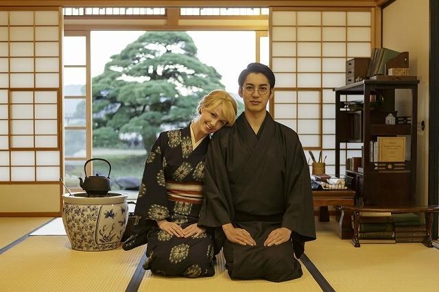 「マッサン」シャーロット、日本映画初出演!主演・綾瀬はるかは「とてもスウィート」