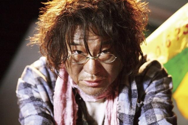 船越英一郎、東出昌大主演「ヒーローマニア」でホームレス役に挑戦