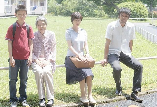是枝裕和監督×阿部寛主演「海よりもまだ深く」主題歌にハナレグミ 予告編も公開