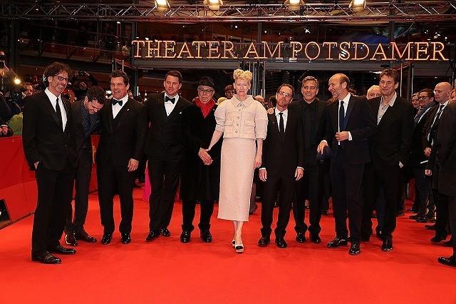 第66回ベルリン映画祭「ヘイル、シーザー!」で開幕 今年は難民サポートの取り組みも
