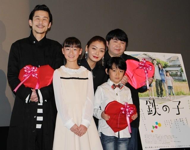 母親役演じた田畑智子、理想の家族像は「会話が絶えない家族」