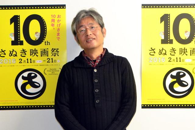 朝原雄三監督、故郷・香川でいつか映画を「育った時代撮れたら」
