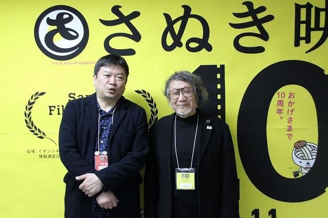 大林宣彦監督と本広克行監督
