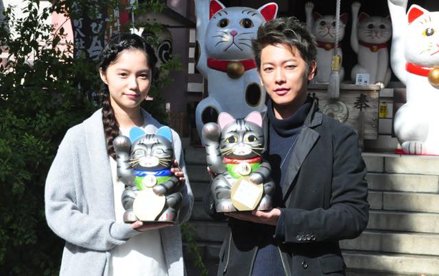 佐藤健、気まぐれ猫・宮崎あおいに翻弄される?