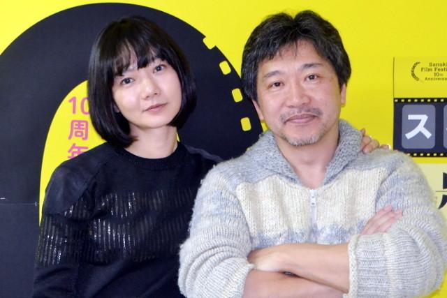 ぺ・ドゥナ、母国映画に回帰し「癒された」 是枝監督は女優魂に感服