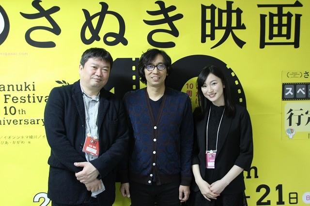 行定勲監督、熊本・菊池映画祭を熱くPR「目標はさぬき!」