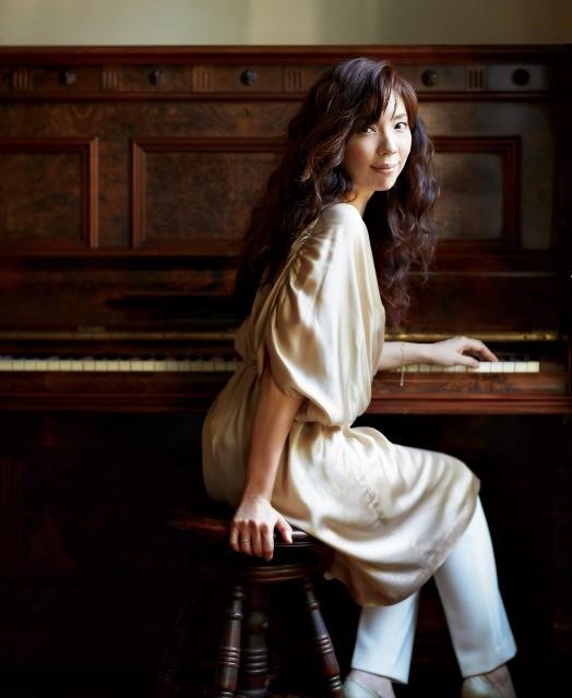 岡本真夜がピアニストデビュー!1stアルバム収録曲が「夢二 愛のとばしり」主題歌に