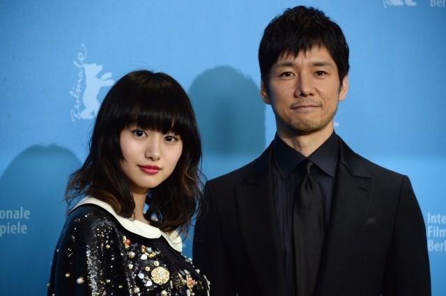 ベルリン国際映画祭で「女が眠る時」お披露目!西島秀俊「素晴らしい体験」