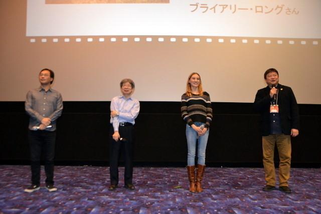 アンドロイド演劇と映画が香川そろい踏み!深田監督「最高の形で実現」