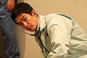 WOWOWドラマ「この街の命に」で獣医を演じる加瀬亮「いつか読書する日」