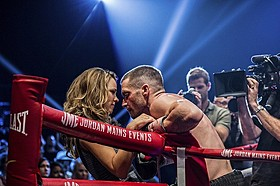 J・ギレンホール主演のボクシング映画「サウスポー」