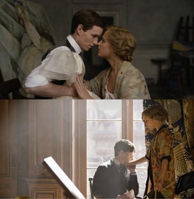 "E・レッドメイン、A・ビカンダー、T・フーパー監督、「リリーのすべて」に見つけた三者三様の""愛""とは?"