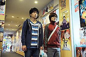 韓国で上映される「バクマン。」の一場面「バクマン。」