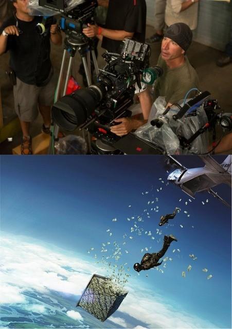 「ワイスピ」撮影監督が明かす、ノーCGアクション満載「X-ミッション」ならではの撮影法とは?