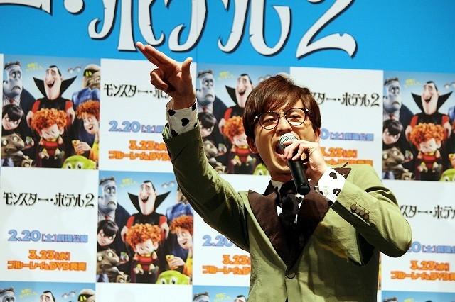 藤森慎吾、山寺宏一に「チャラ男は演技」と指摘されタジタジ「営業妨害ですよ」