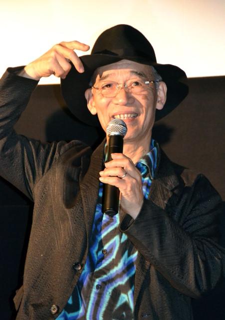 富野監督、衰えぬ創作意欲「尾田栄一郎に憧れる」香川でガンダム一挙上映