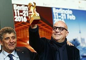 2冠に輝いたジャンフランコ・ロージ監督