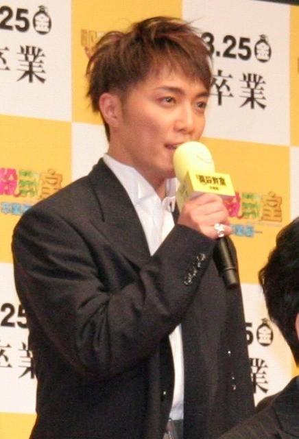 山田涼介、中学生役は「30歳までいける」と自信 菅田将暉は「もうおっさん」とぼやき節