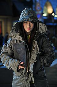 「デスノート 2016」で無差別殺人者の 青井さくら役を演じる川栄李奈