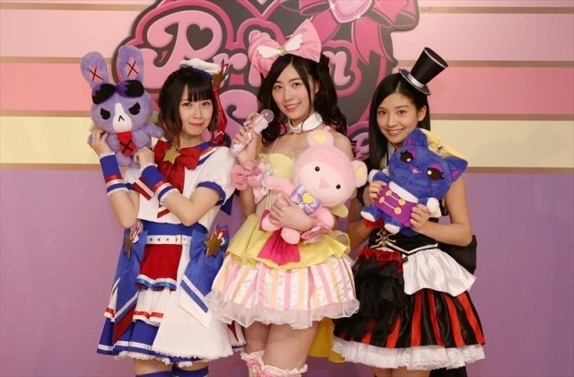 「SKE48」の新曲が劇場版「プリパラ」主題歌に決定!松井珠理奈らがコスプレ披露