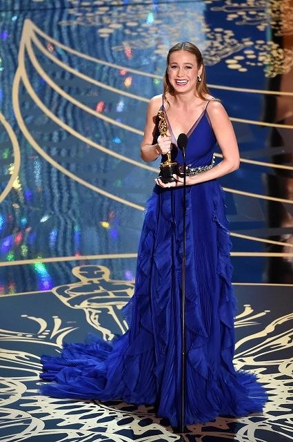 【第88回アカデミー賞】「ルーム」ブリー・ラーソンが初の主演女優賞