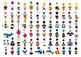 僅か2年で70キャラクター突破
