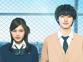 初共演を果たす川口春奈と山崎賢人「一週間フレンズ。」