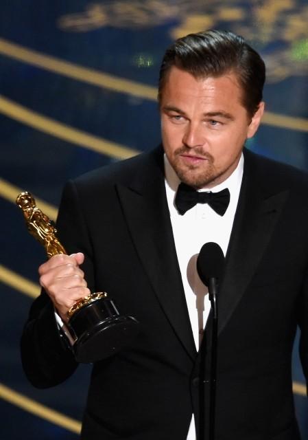 ディカプリオ主演男優賞受賞の瞬間、オスカー中継時のツイート数新記録を樹立