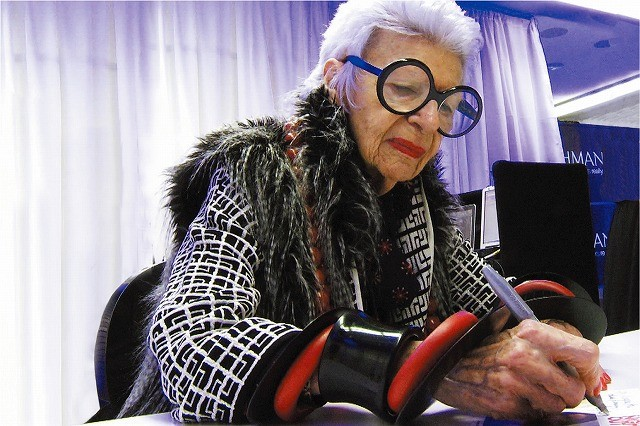 94歳のファッションアイコンが説く、幸せに生きる条件は「自分自身を知ること」