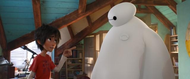ディズニー「ベイマックス」をテレビアニメ化