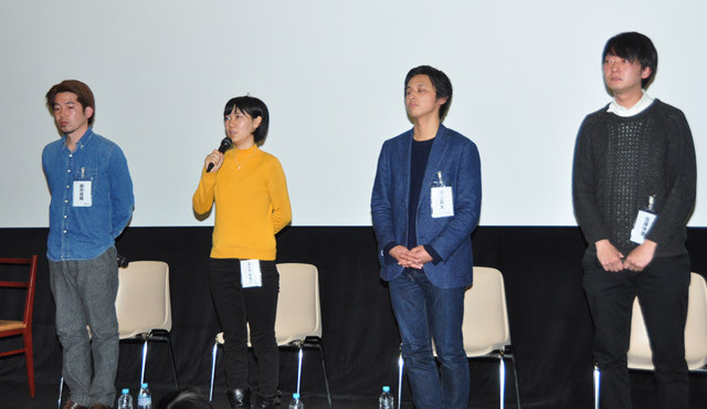 若手監督育成プロジェクト、最終課題の短編4作品が東京で上映スタート!