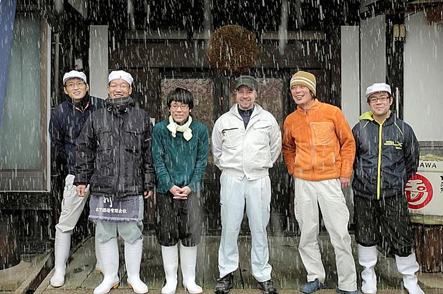 小西未来監督作、邦題は「カンパイ!世界が恋する日本酒」に決定!公開は今夏