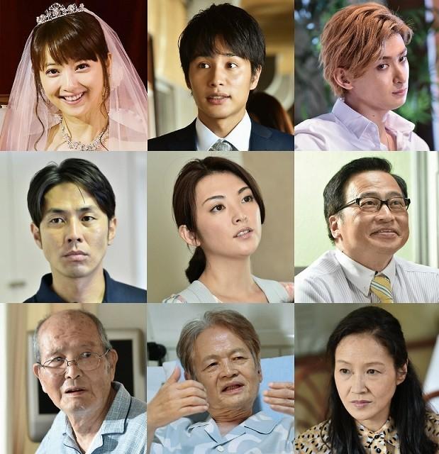黒木瞳初監督作「嫌な女」に中村蒼、佐々木希、古川雄大らが参戦!