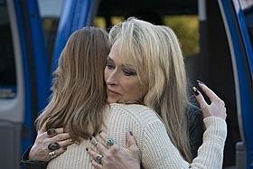 メリル・ストリープが実娘と母娘を演じる「幸せをつかむ歌」