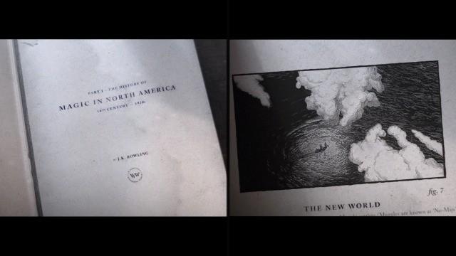 「ファンタスティック・ビースト」につながるJ・K・ローリング完全新作、4章分の概要を独占先行入手!