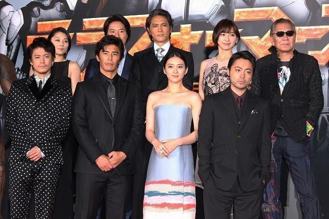 山下智久「テラフォーマーズ」主演の伊藤英明に最敬礼!「かっこいい背中見せてくれる」