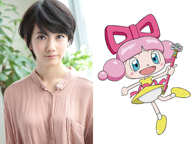 波瑠、劇場版「アンパンマン」でアニメ声優初挑戦 ワガママなお姫様に