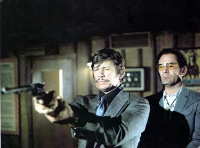 「狼よさらば」(1974)の一場面