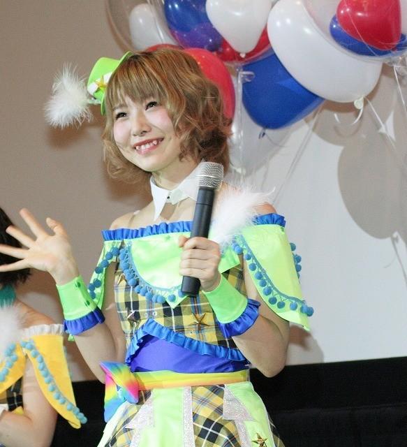 「i☆Ris」、川栄李奈と初対面し感激「神アイドルの二の腕だ」