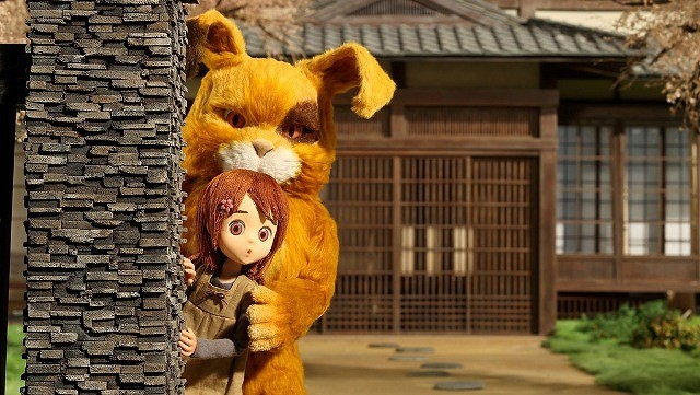 「チェブラーシカ」の監督による人形アニメ「ちえりとチェリー」、今夏から東京公開