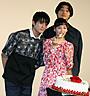 野村周平と真剣佑のホワイトデーケーキ対決、広瀬すずの心を射止めたのは?