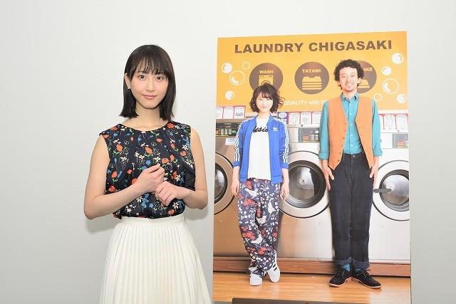 松井玲奈、初主演ドラマはナイツの漫才を見て役作り