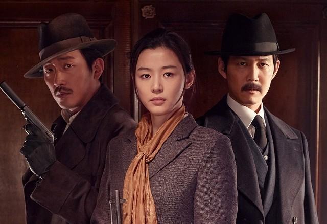 韓国で1270万人動員「暗殺」7月に公開決定!「猟奇的な彼女」チョン・ジヒョン主演