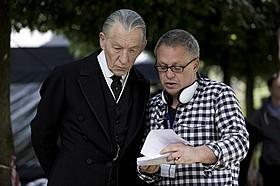 「Mr.ホームズ 名探偵最後の事件」 に主演したイアン・マッケラン「Mr.ホームズ 名探偵最後の事件」